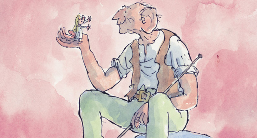 The BFG in Pictures